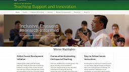 Teaching Support and Innovation